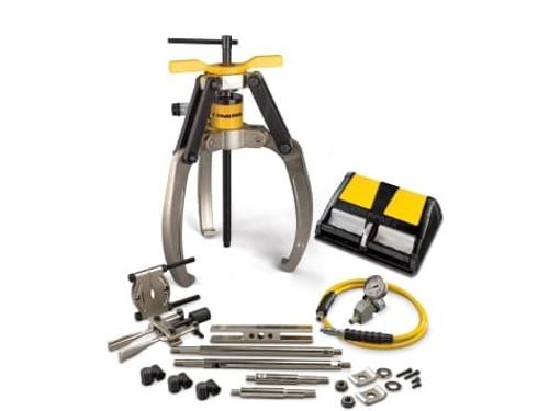 Puller, Lock Grip Hyd M Set, 3J, 24T, Air Pump