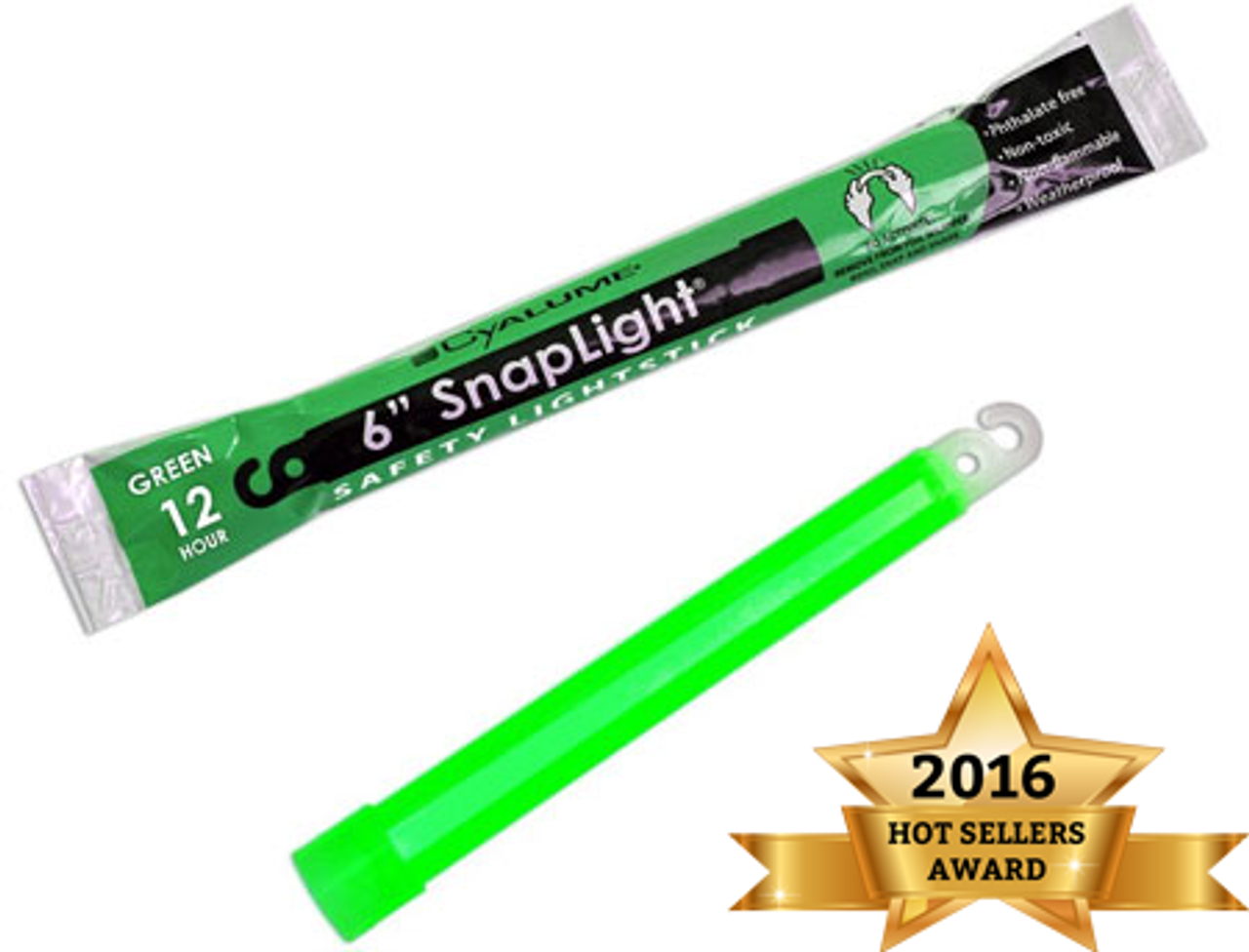 12 Hour Lightstick - Green