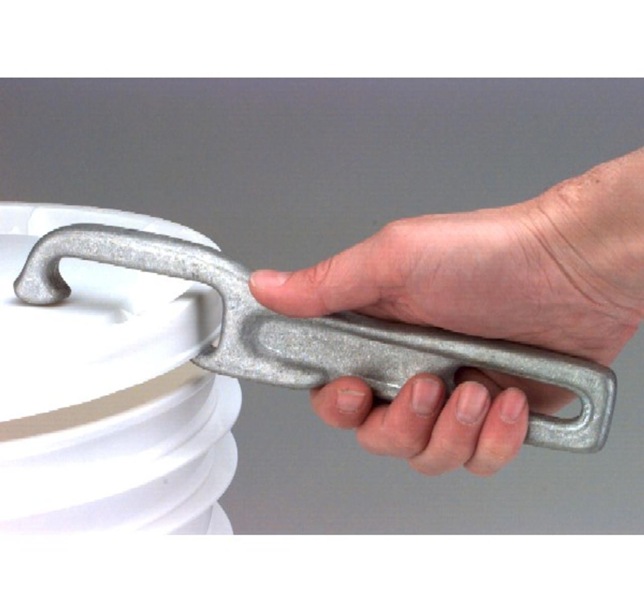 Aluminum Bucket Lid Lifter - Makes Lid Lifting EASY!