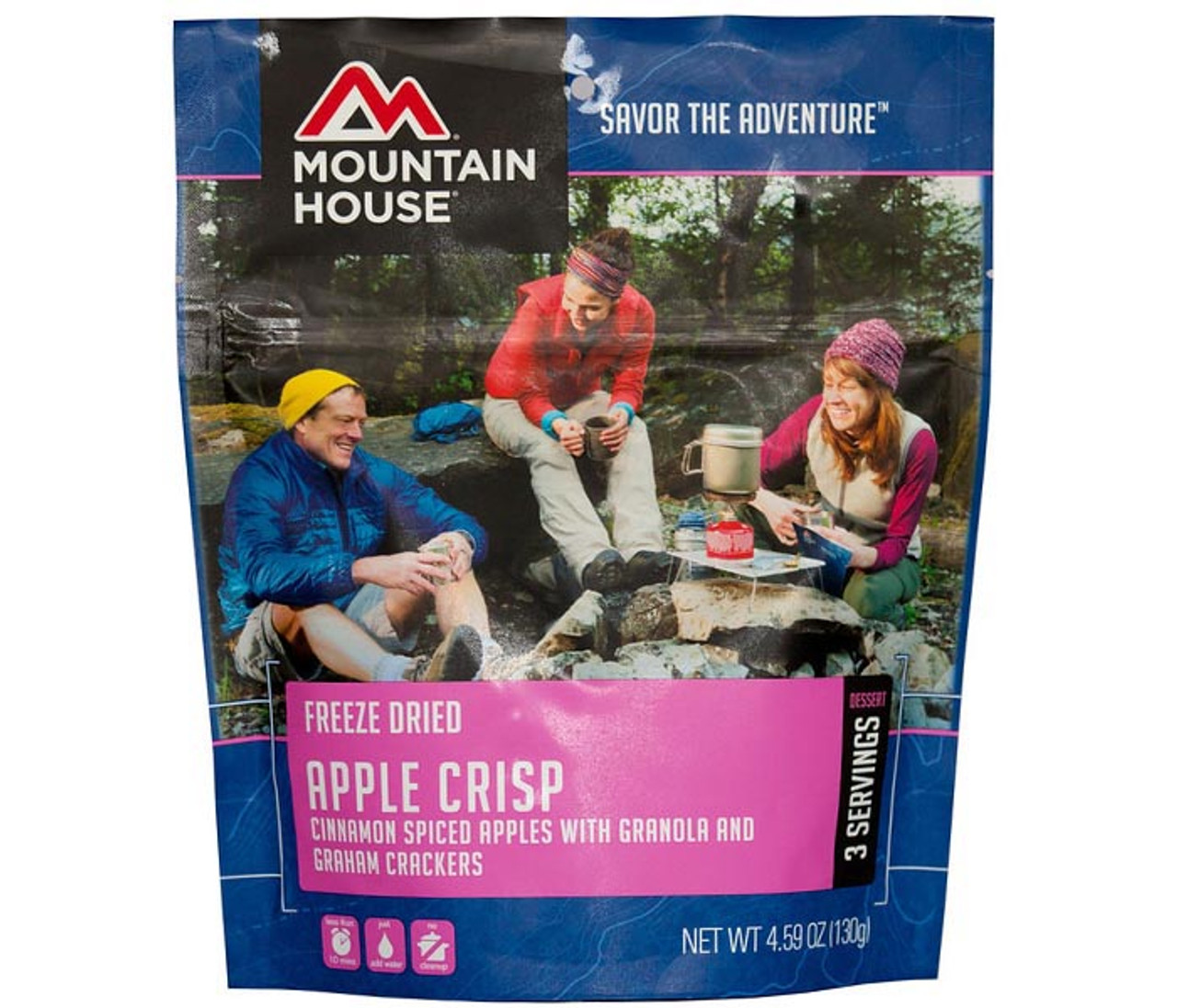 Mountain House Apple Crisp Pouch