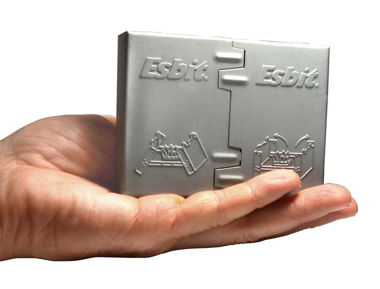 ESBIT Pocket Stove 6 Solid Fuel Tabs