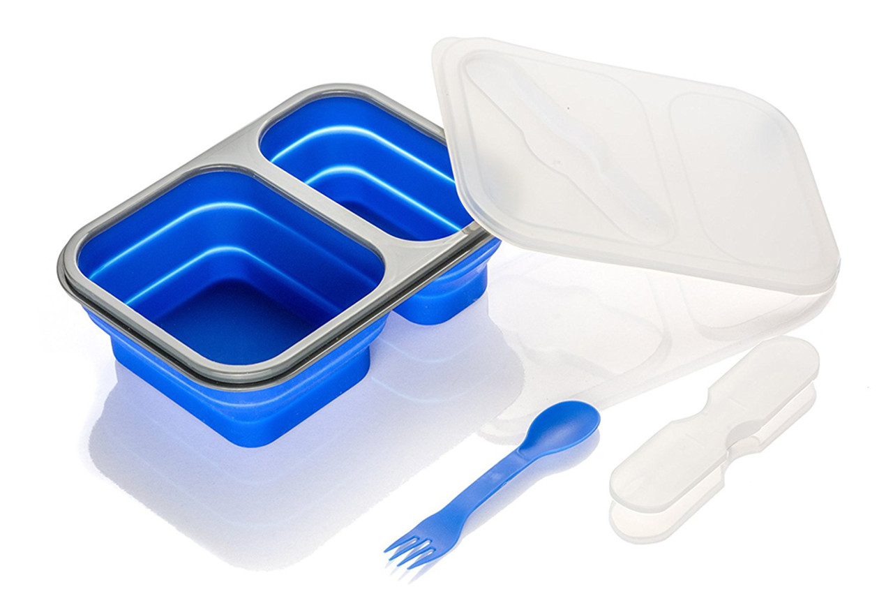Silicone Collapsible Mess Kit