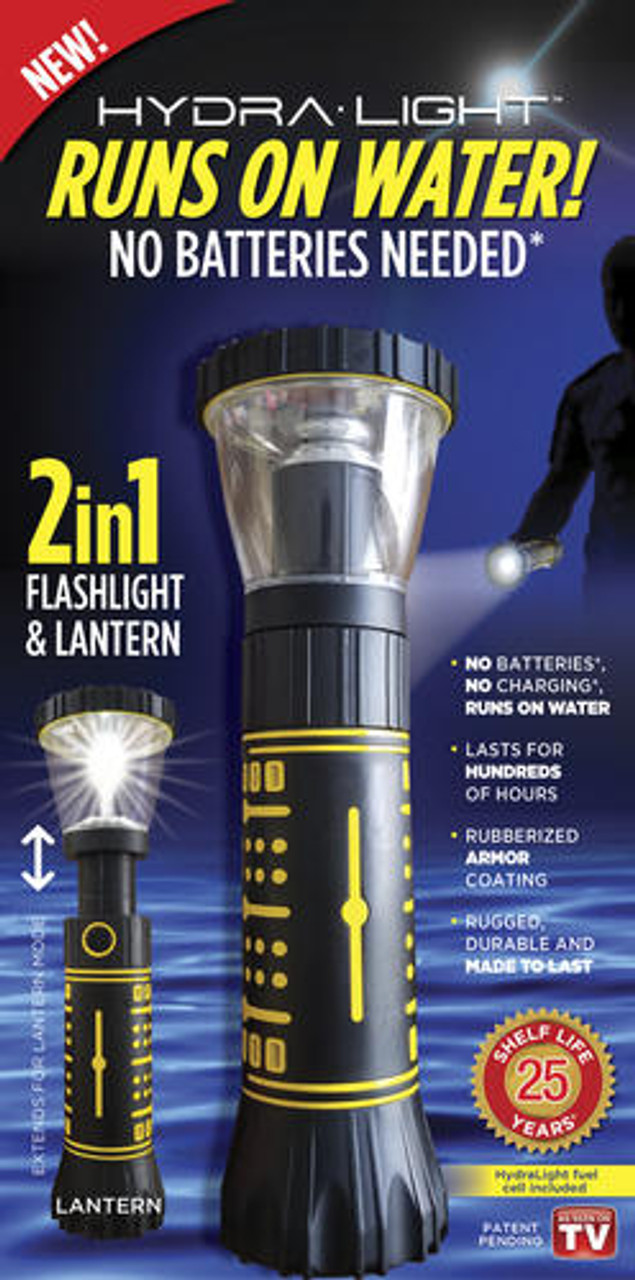 Hydralight Extremely Long Lasting Light
