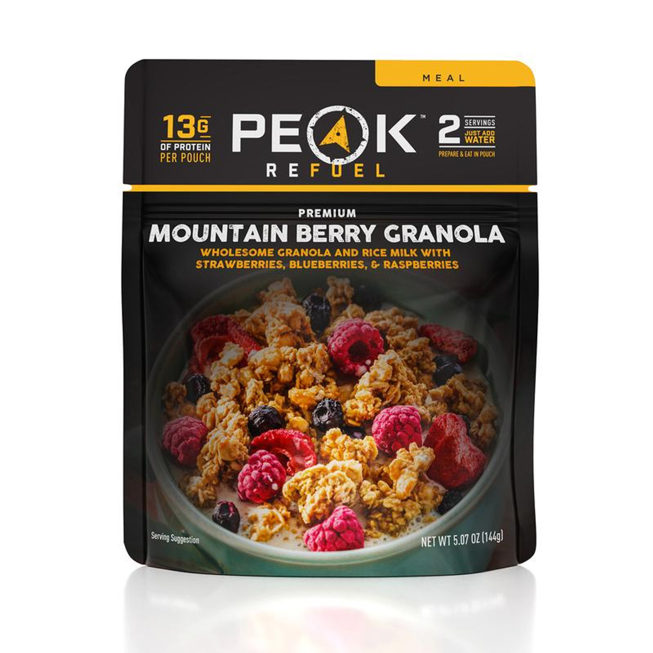 Peak Refuel Mountain Berry Granola