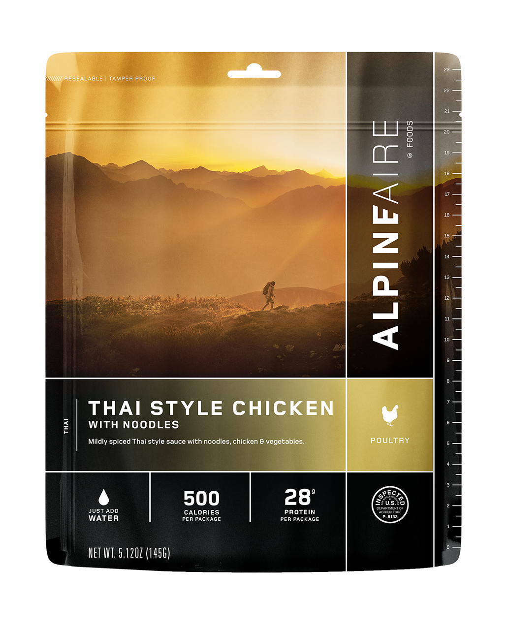 Alpine Aire Tai Style Chicken with Noodles