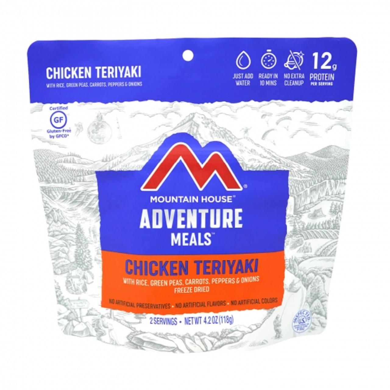 Mountain House Chicken Teriyaki Pouch