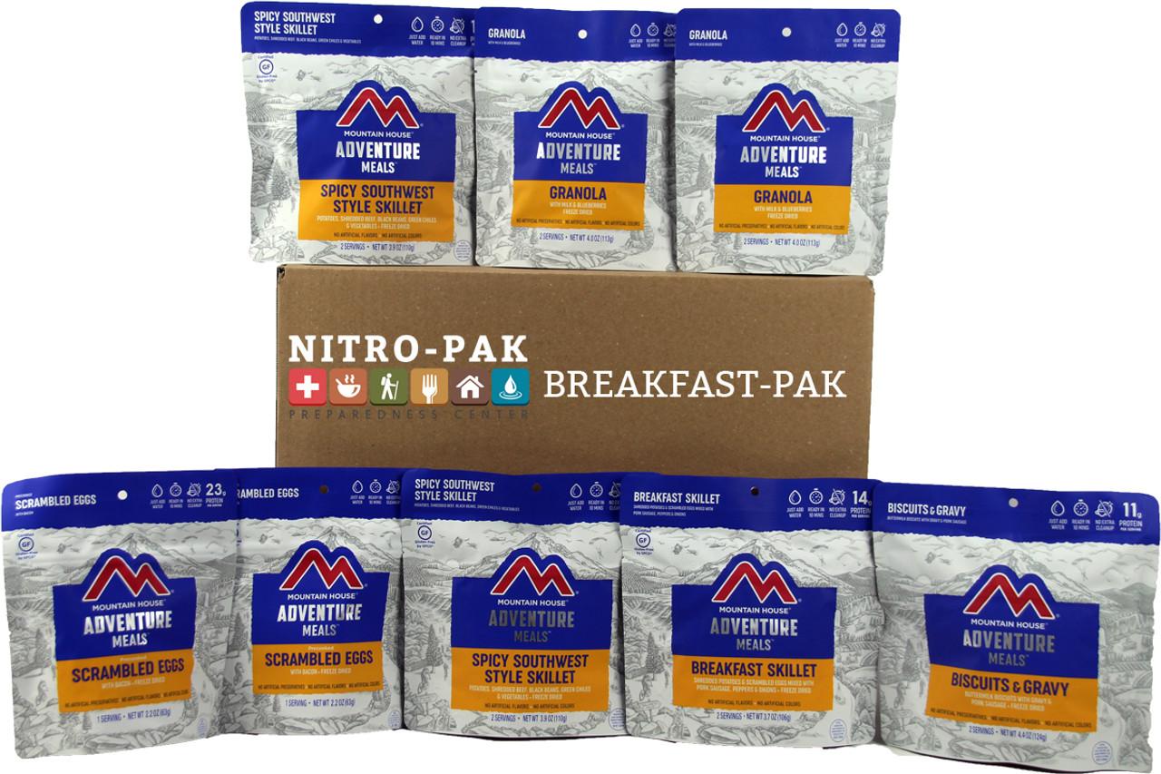 30 Day Breakfast Pak