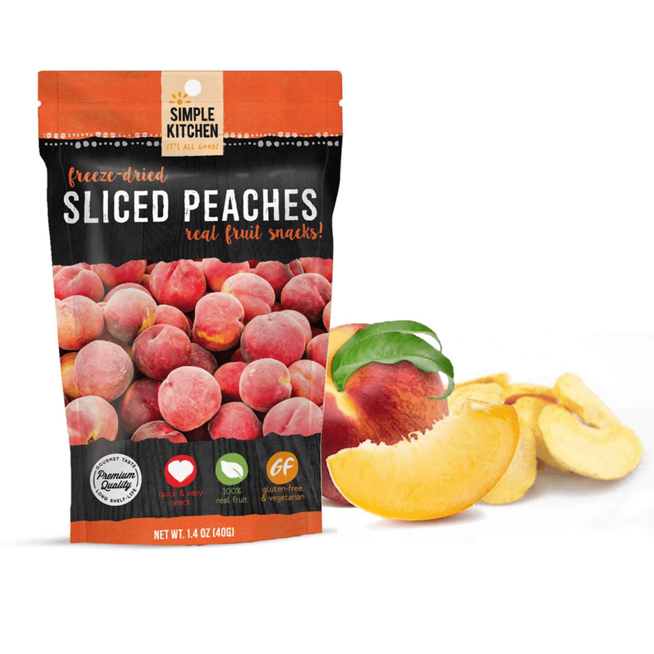 Wise Freeze Dried Peaches