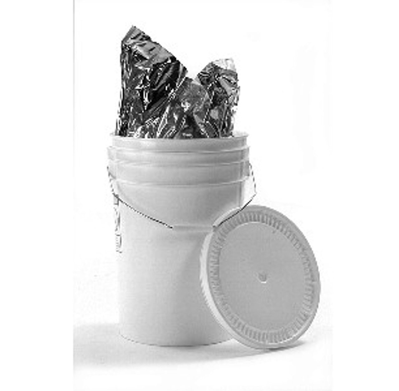Metalized Foil Bucket Liner