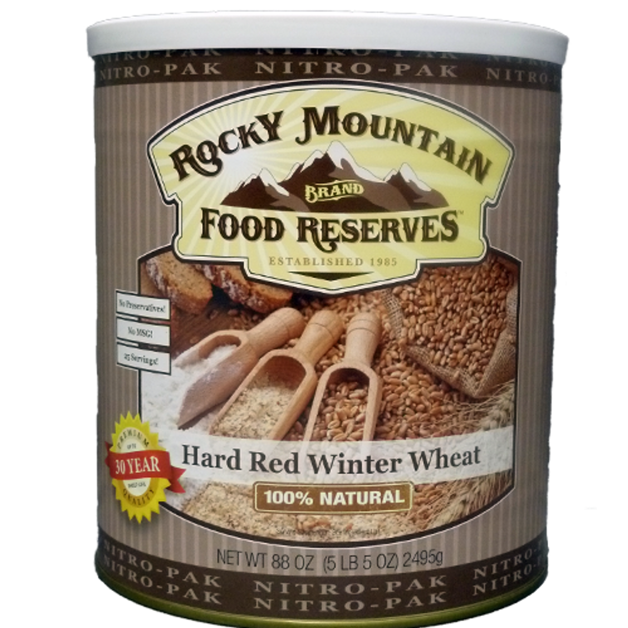 Rocky Mountain™ Wheat, Hard Red Winter