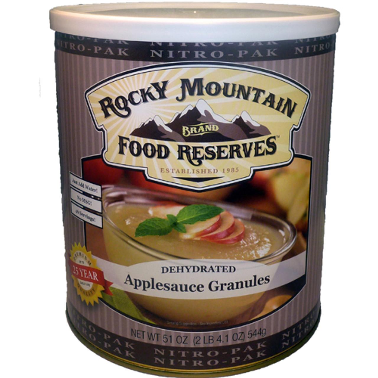 Rocky Mountain™ Applesauce Granules, Creamy