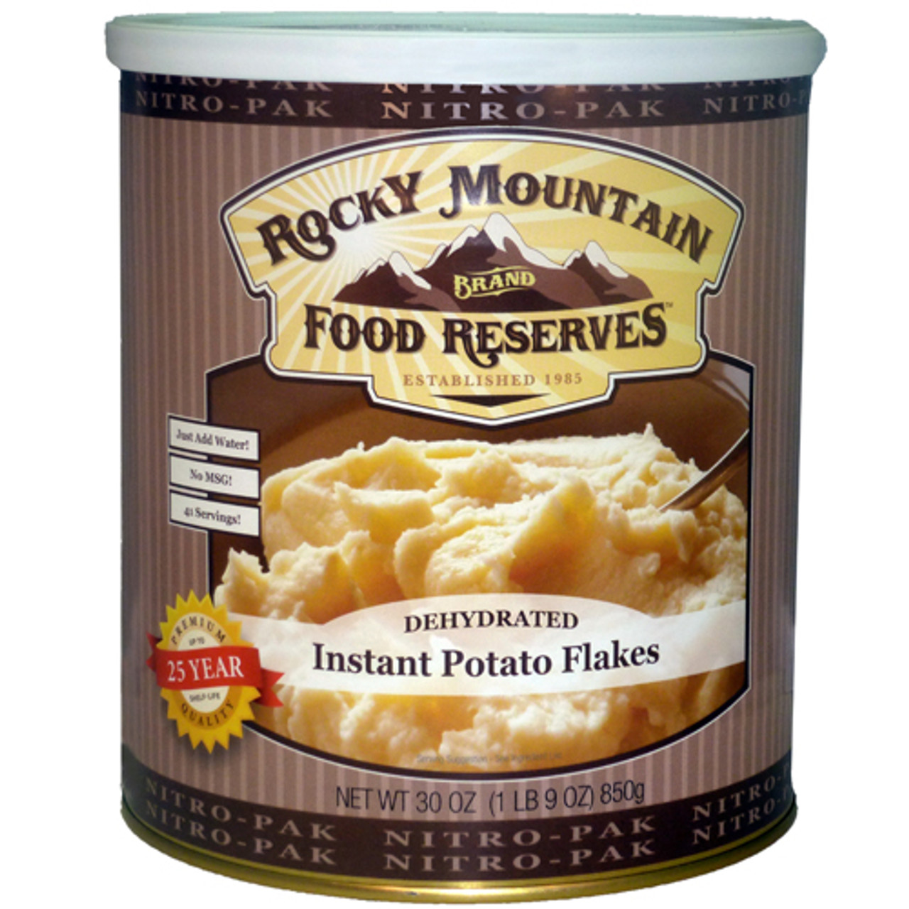 Rocky Mountain™ Dehydrated Instant Potato Flakes