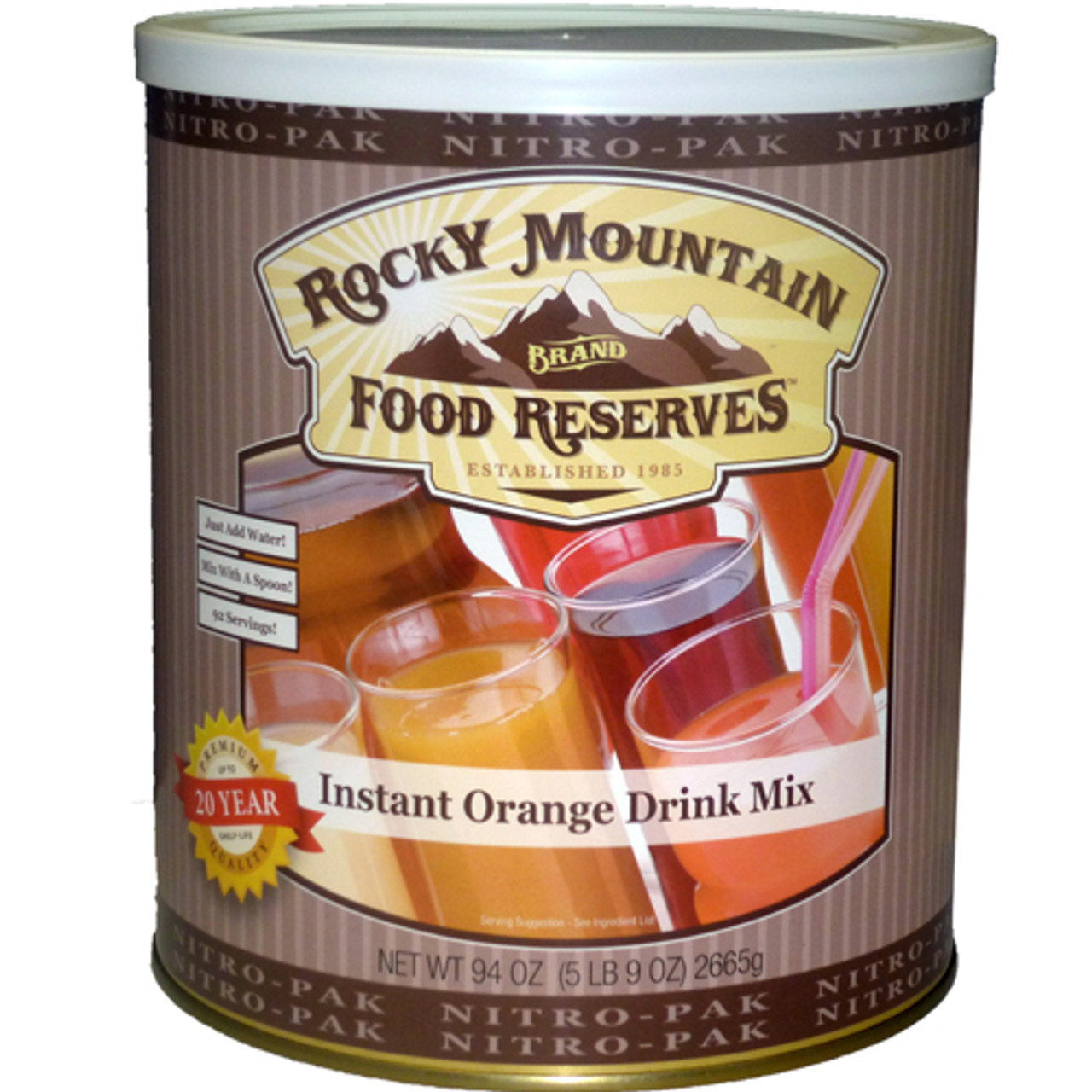 Rocky Mountain™  Orange Drink