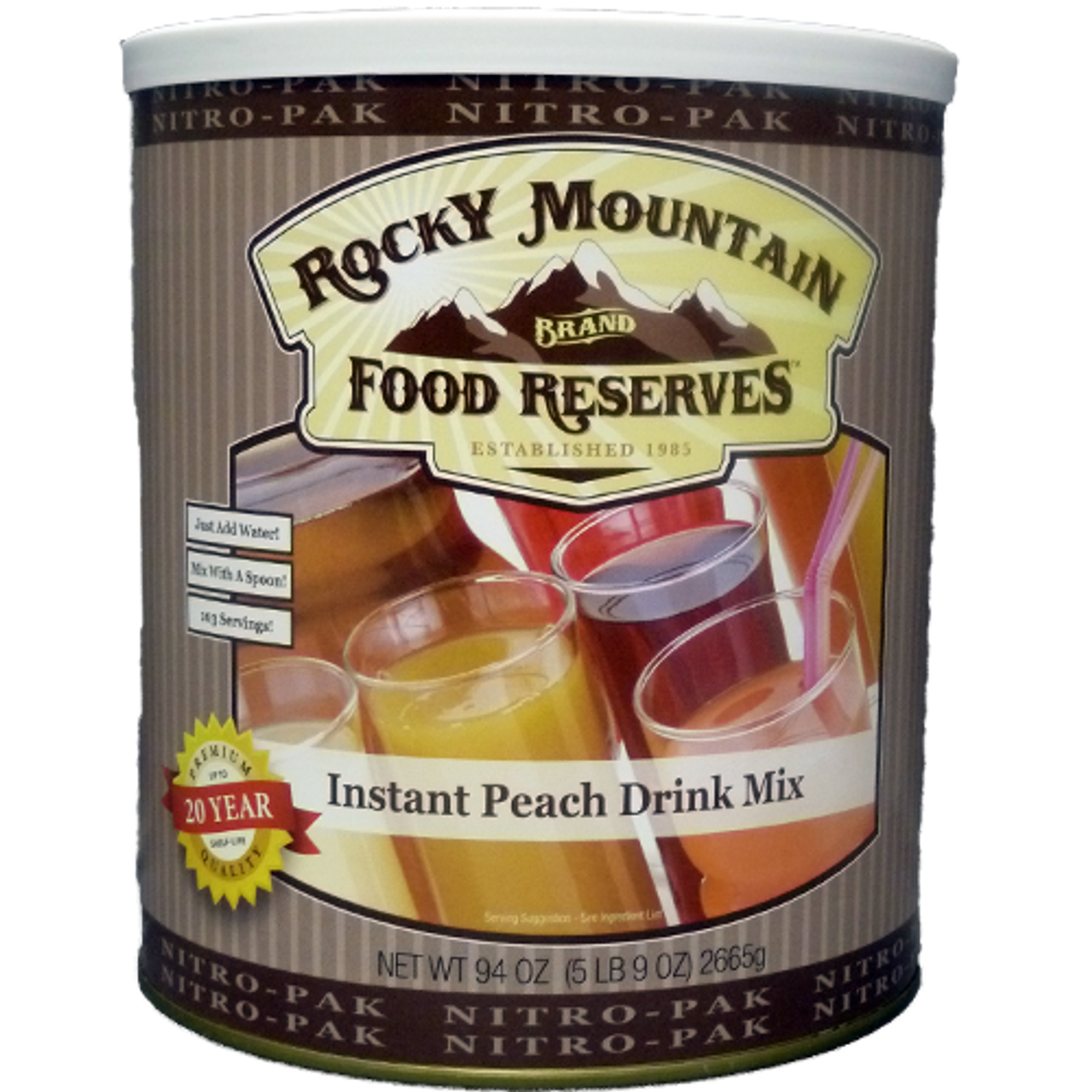 Rocky Mountain™ Peach Drink