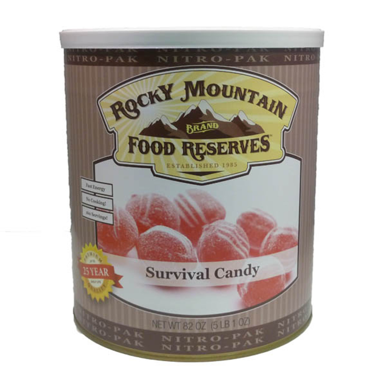 Rocky Mountain™ High Energy Survival Candy