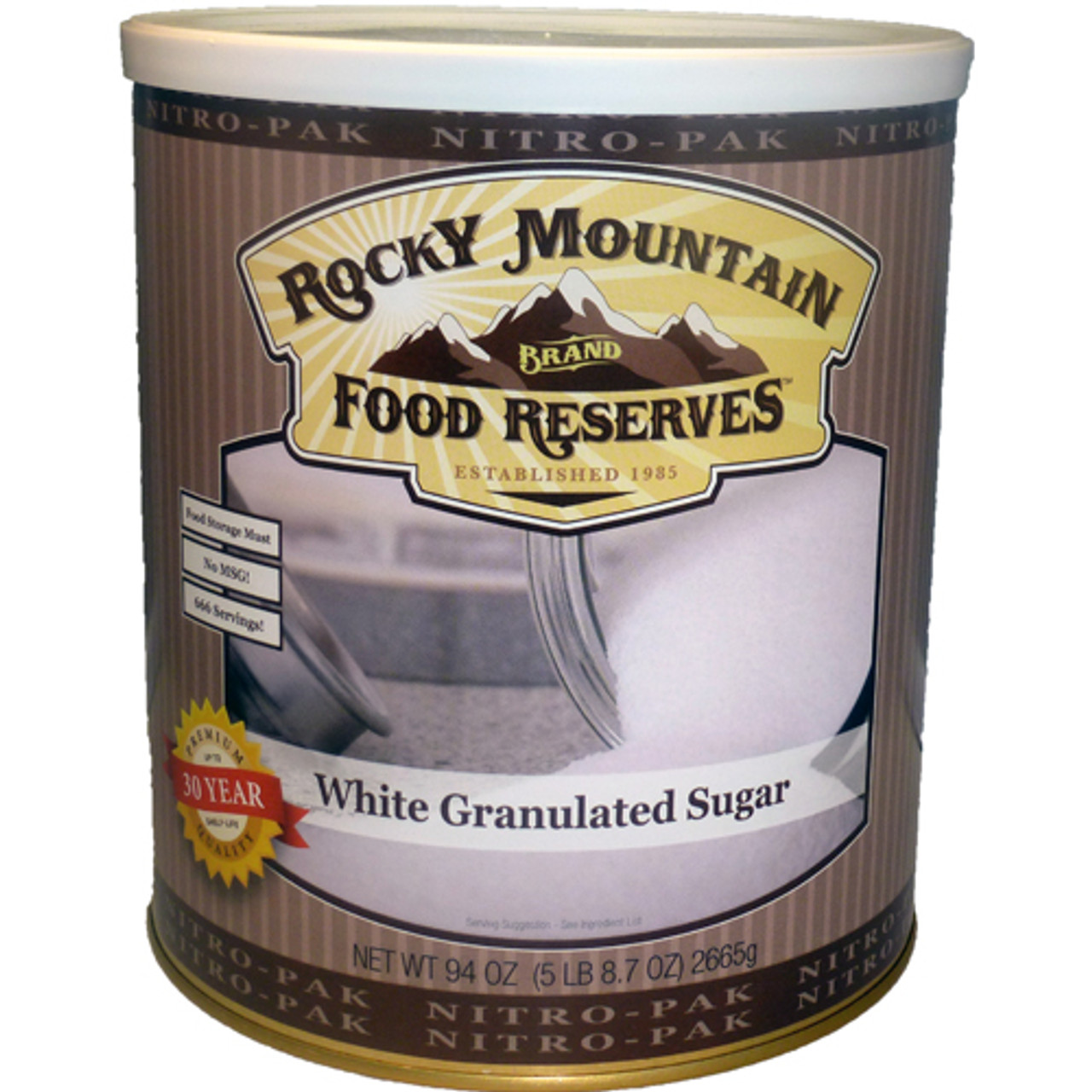 Rocky Mountain™ Sugar, White Granulated