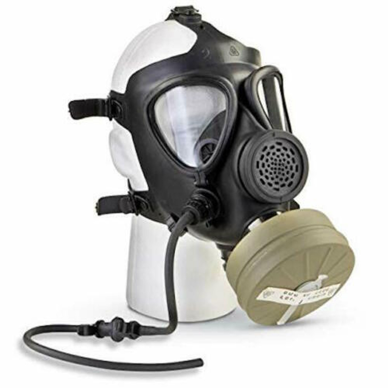 Gas Mask, Israeli M15 Military w/ Filter