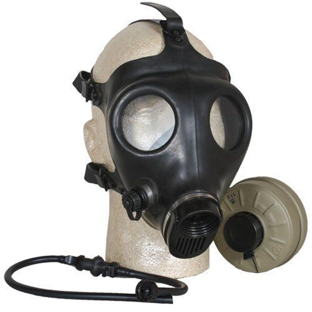 Gas Mask Israeli Gen II / Adult