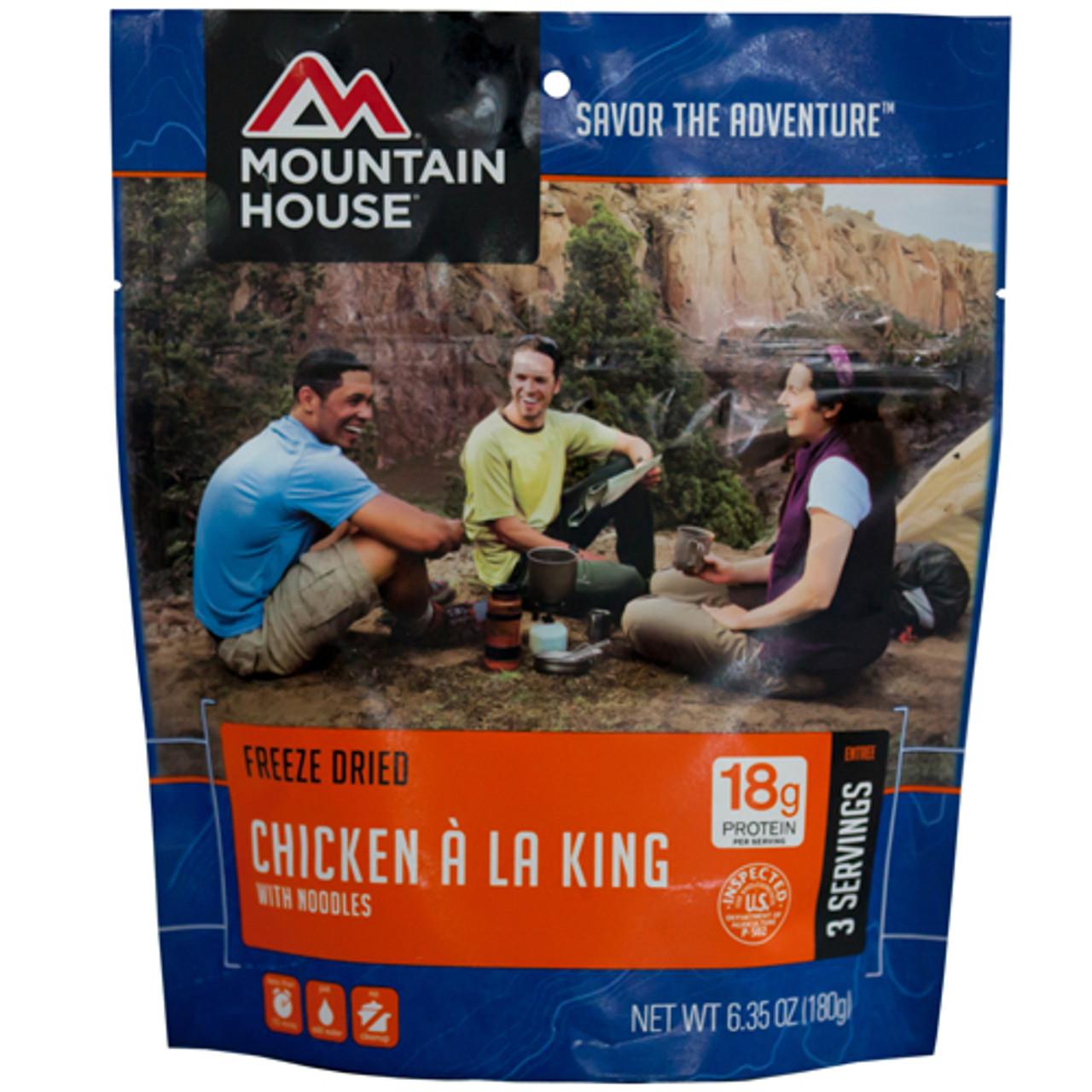 Mountain House Chicken a la King Pouch