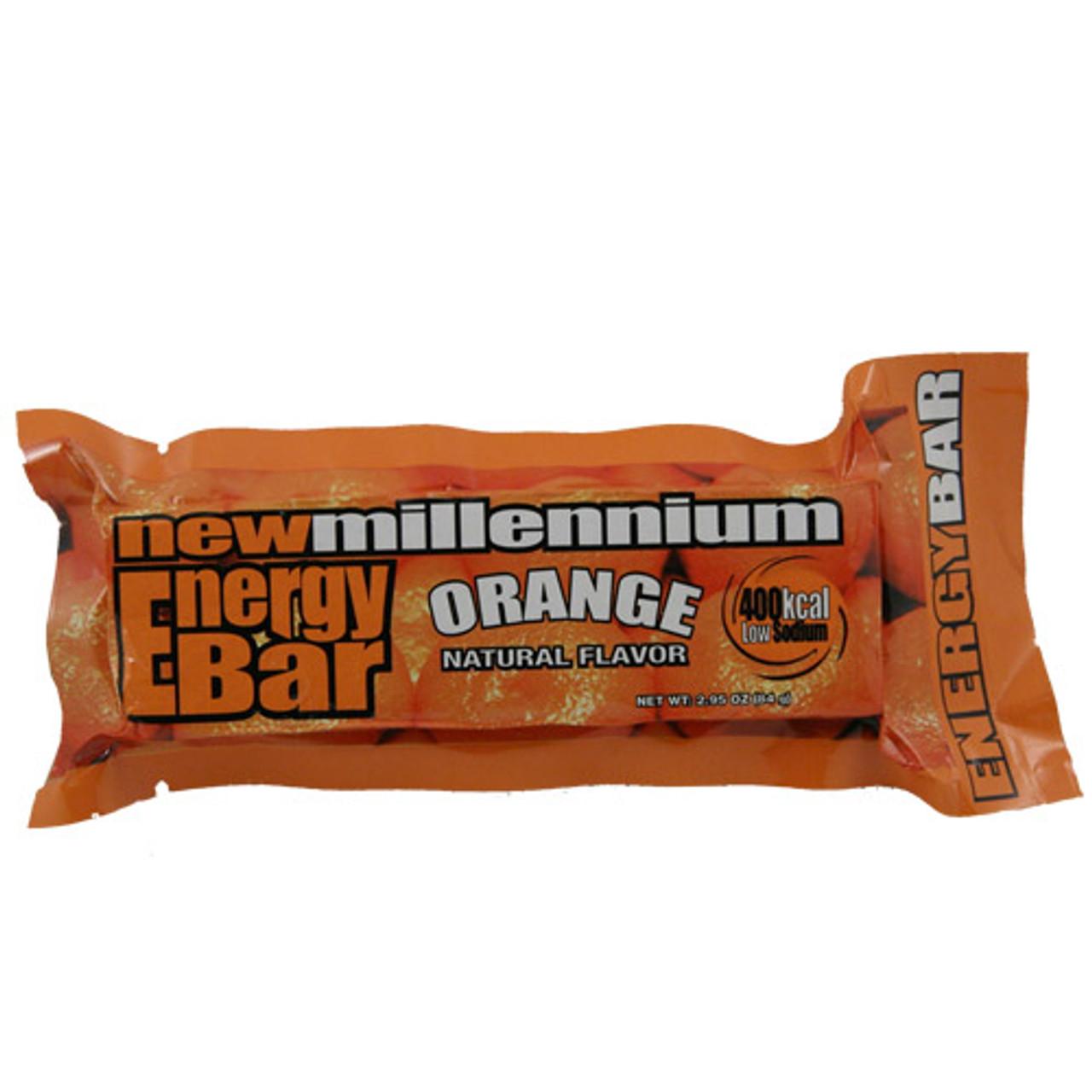 Millennium Energy Bar / Orange