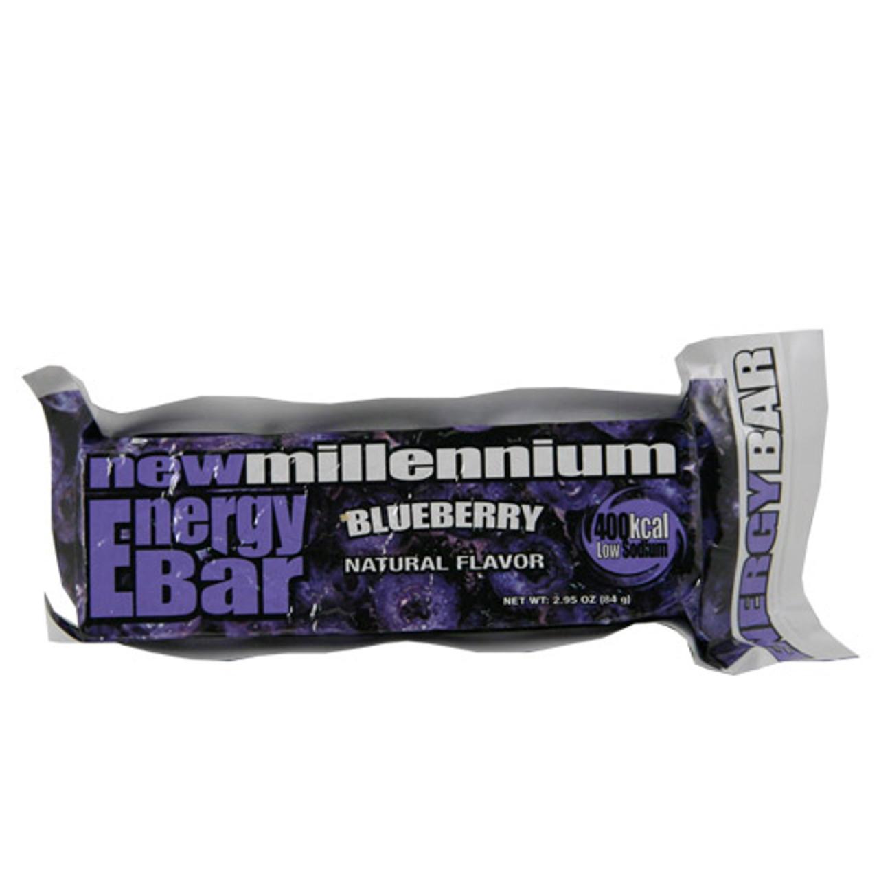 Millennium Energy Bar / Blueberry
