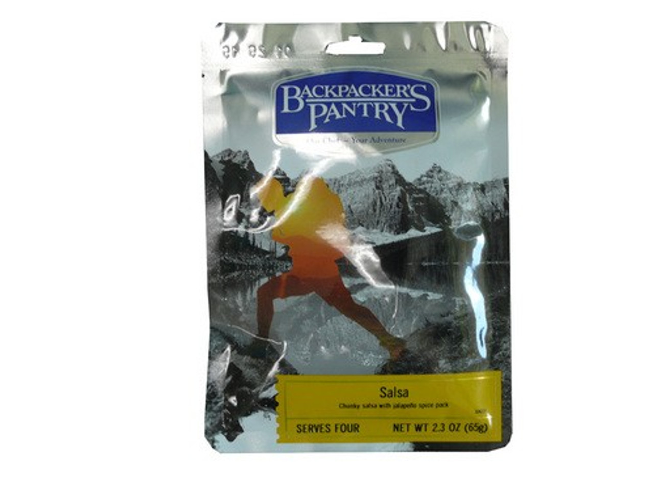 Backpacker's Pantry Salsa Mix Pouch