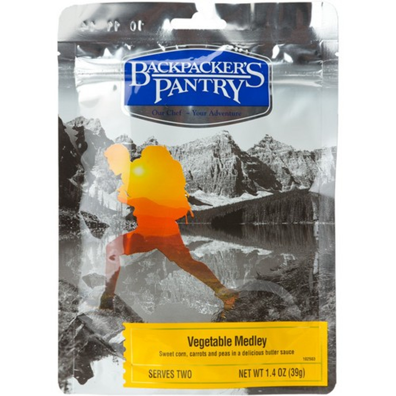 Backpacker's Pantry Vegetable Medley Pouch