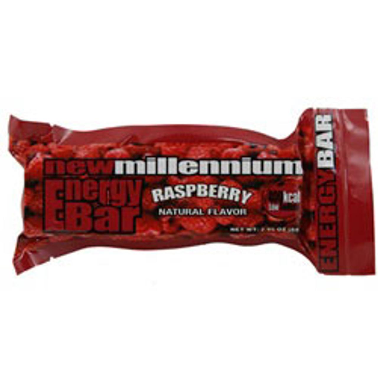 Millennium Energy Bar / Raspberry