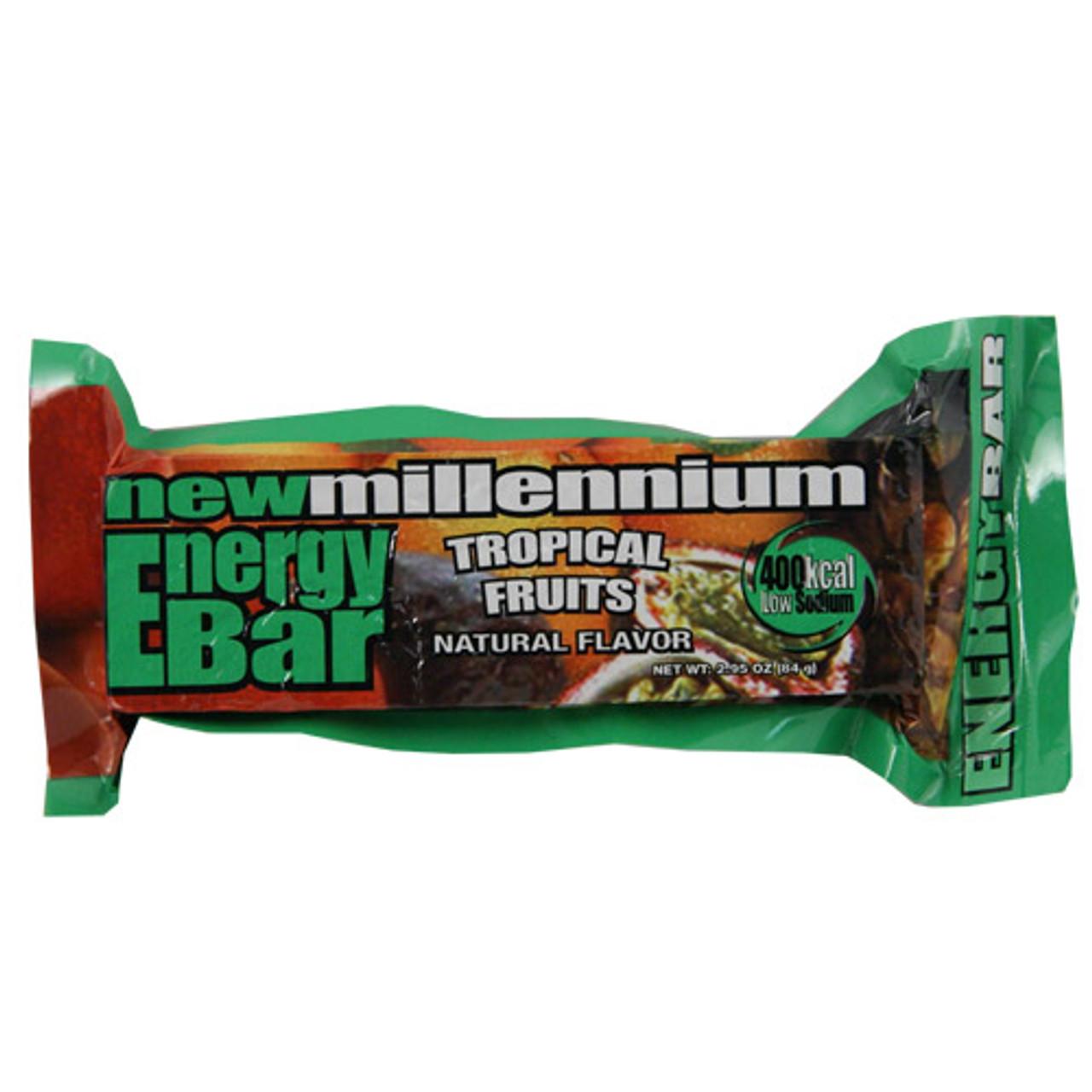 Millennium  Energy Bar / Tropical Fruits