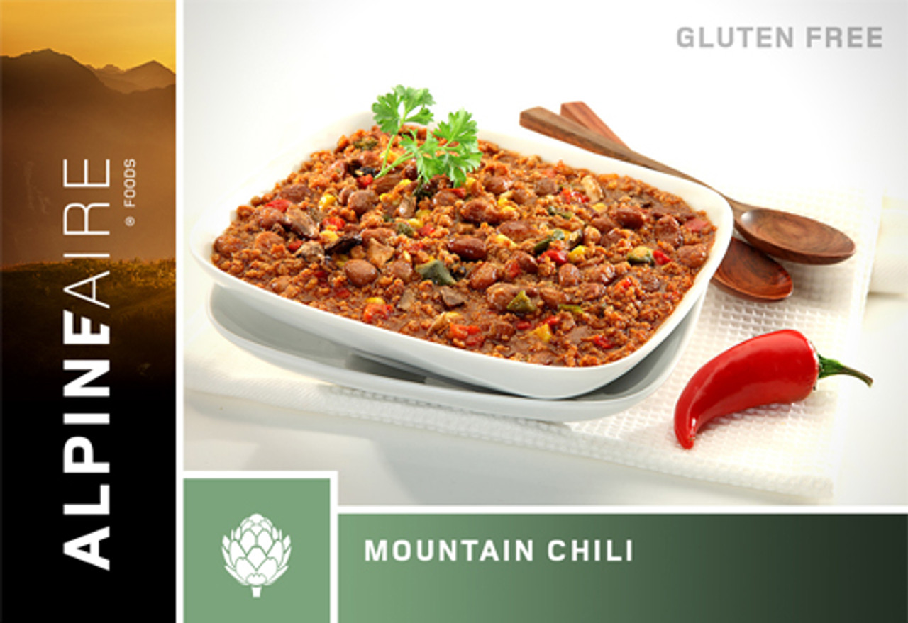 AlpineAire Mountain Chili Pouch