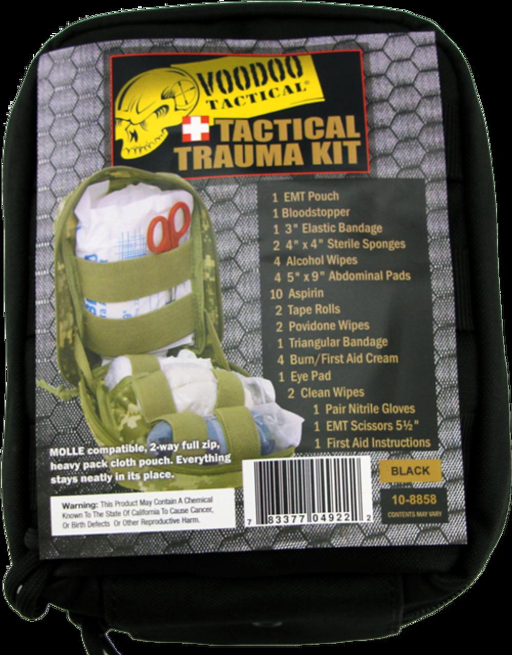 Voodoo Tactical Trauma Kit
