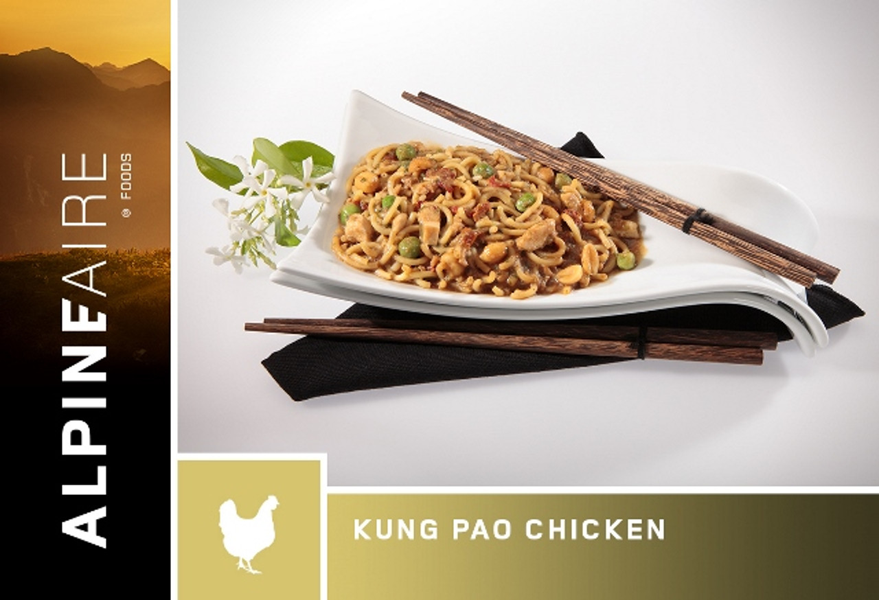 AlpineAire Kung Pao Chicken - Pouch