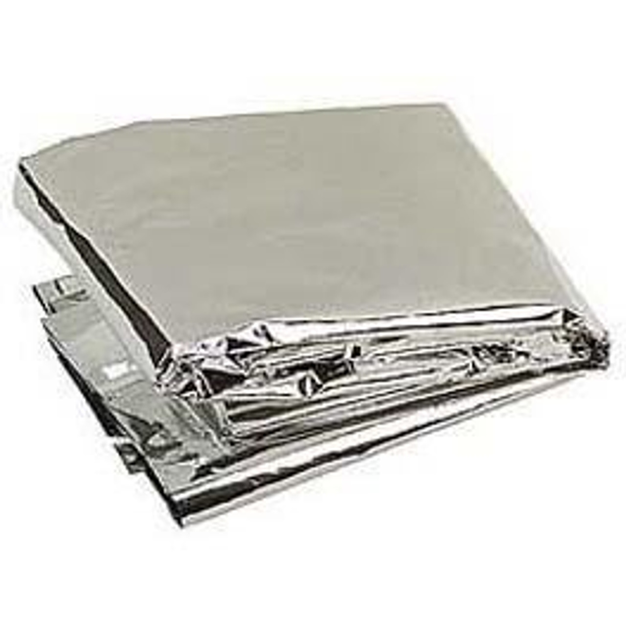 Thermal Emergency Blanket - Silver - 100 Pak