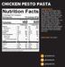 Peak Refuel Chicken Pesto Pasta