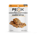 Peak Refuel Peanut Butter Chocolate Chip Cookie Bites
