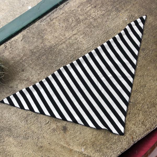 Stripe Bandana