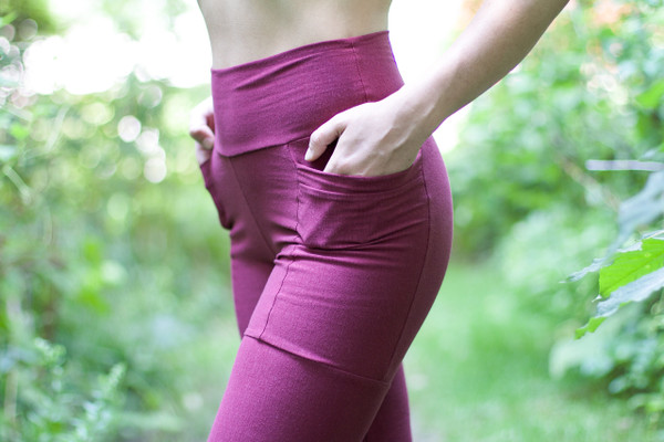 Side Pocket Yoga Pants