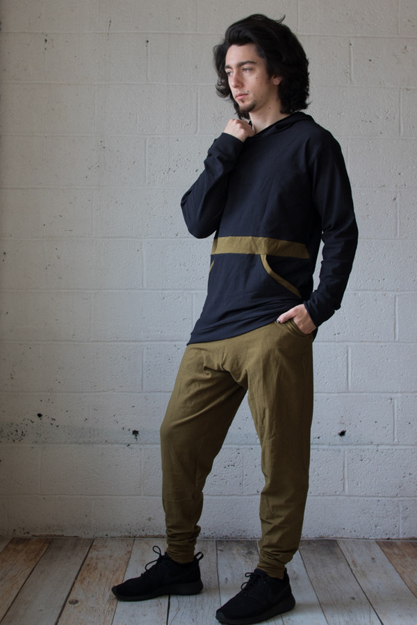Men's Pocket Pullover