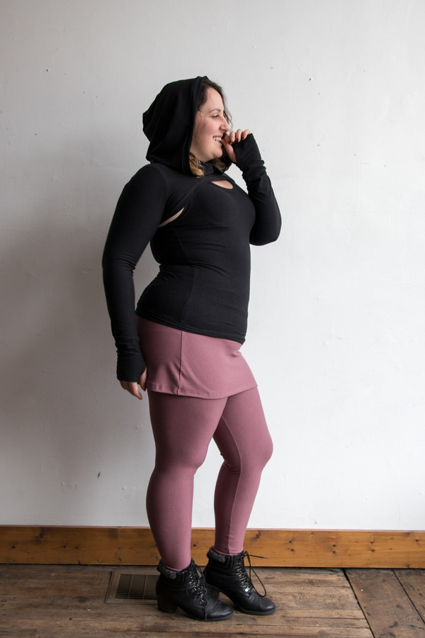 Skirted Leggings