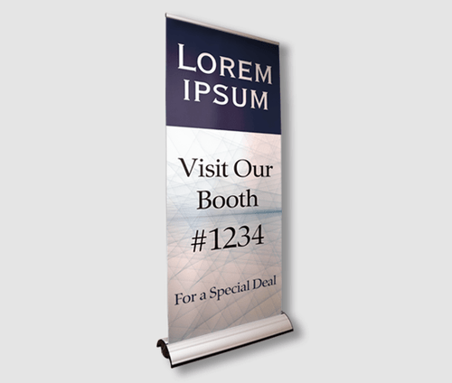 Trade Show Pop-up Banners