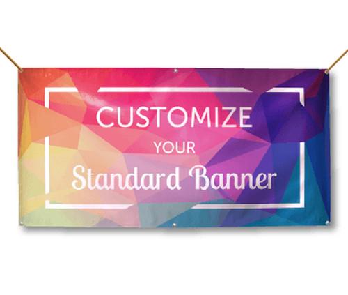 13 oz Standard Vinyl Banners
