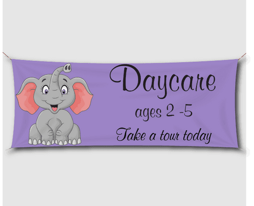 Cloth & Fabric Banners