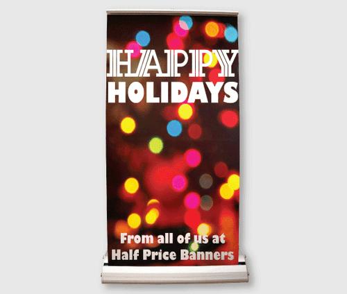 Mini Retractable Banners