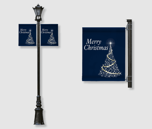 Pole Banners & Signs