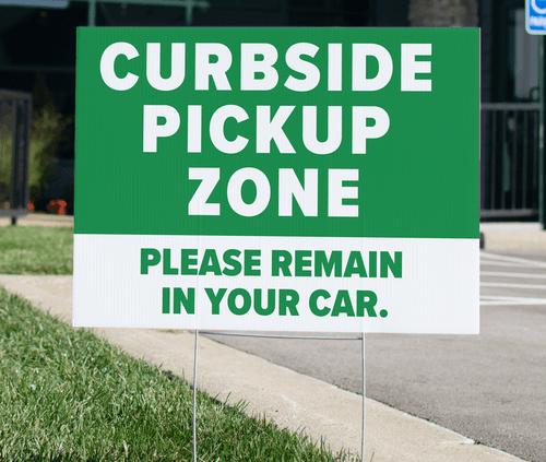 Coroplast Custom Yard Signs