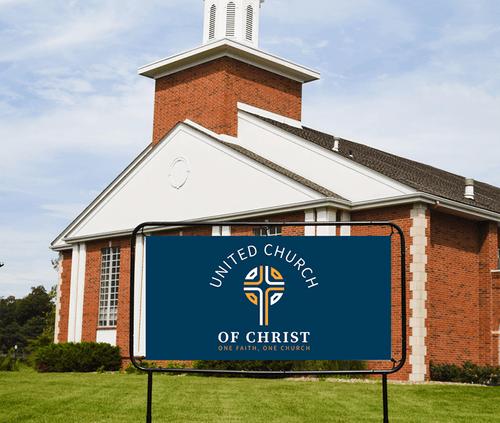 Custom Church Banners