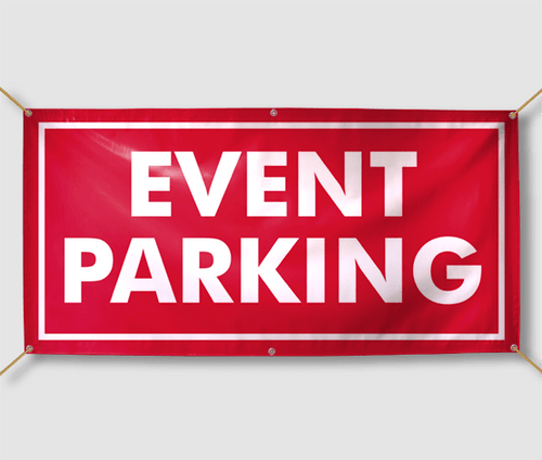Parking Banners