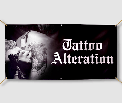 Tattoo Banners