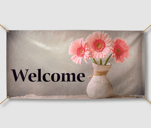Welcome Banners