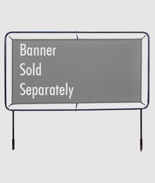 Outdoor Banner Frame (3'x6', Hardware Only)